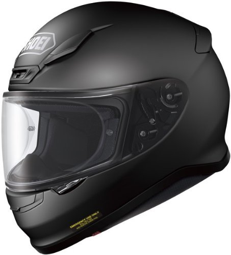 Shoei Rf-1200 Matte Black SIZE:LRG Full Face Motorcycle Helmet by Shoei