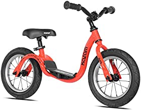 KaZAM Pro Alloy No Pedal Balance Bike Red