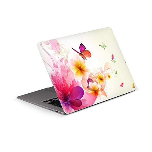 Peach-Girl 12 Inch DIY Maple Laptop Sticker Decal Art Decal for Macbook/HP/Acer/Dell/AUS/Lenovo-Al072-11