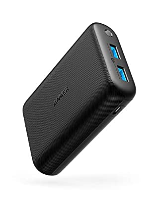 Anker PowerCore 15000 Redux Compact 15000 mAh 2-Port Power Bank with PowerIQ and Voltageboost Technology for iPhone, iPad, Samsung Galaxy and Many More