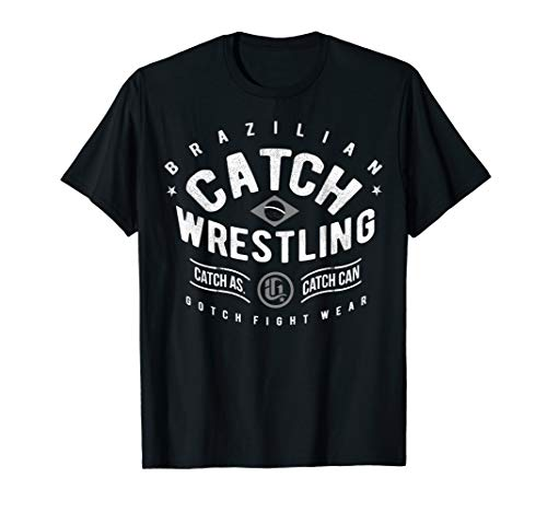 Herren Brazilian Catch Wrestling - Gotch Fightwear T-Shirt