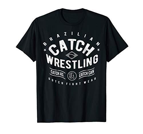 Herren Brazilian Catch Wrestling - Gotch Fightwear T-Shirt