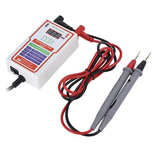 FOLOSAFENAR Probador de luz de Fondo de TV de microordenador LED Tester, para Reducir la tasa de Defectos, para Barra de luz, para Prueba de Cuentas(European regulations)
