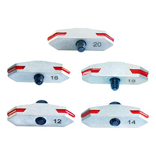 MamimamiH Poids de Golf (12 g, 14 g, 16 g, 18 g, 20 g) pour tête de Driver Ping G410
