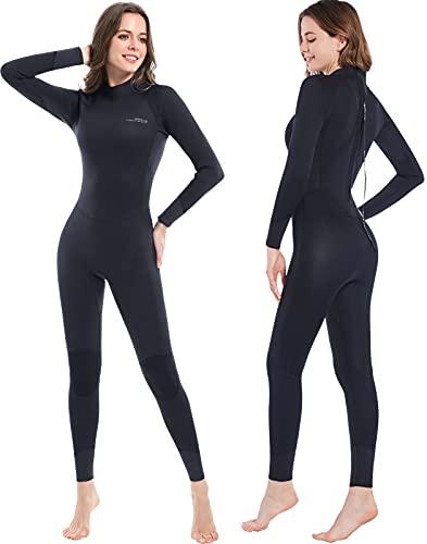 Dark Lightning 3mm Wetsuit Women, Women