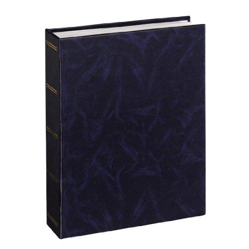 Hama Einsteckalbum Birmingham geeignet für 100 Fotos im Format 13 x 18, blau