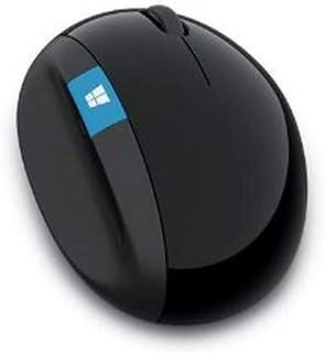 Microsoft Sculpt Ergonomic Mouse - Black [L6V-00004]