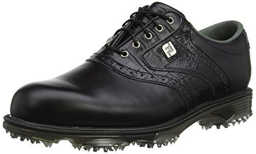 FootJoy DryJoys Tour, Chaussures de Golf Homme Noir (Negro...