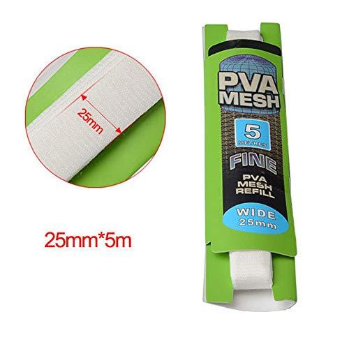 Fox Edges Rapide Refills Slow Melt PVA-Taschen PVA Beutel zum Karpfenangeln