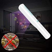 ポータブルUV滅菌装置紫外線消毒クリーナーワンド、ハンドヘルドUV光消毒剤、ホームオフィスや旅行での使用に適しています