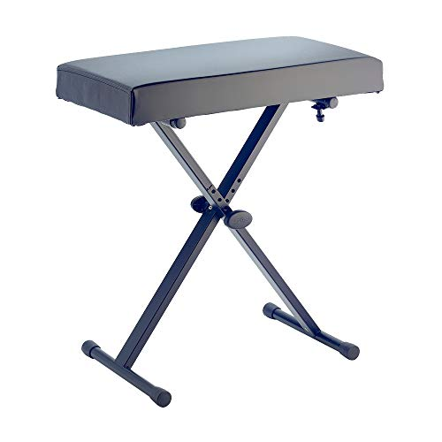 Stagg 25013288 KEB-A30 Adjust X Style Keyboard Bench