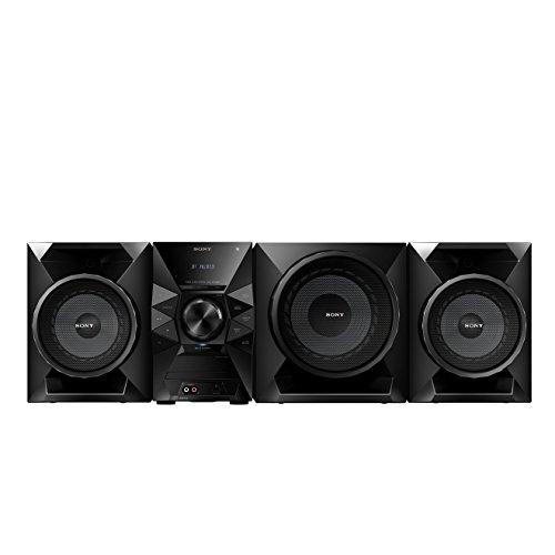 Sony MHC-ECL99BT 700W Bluetooth High Power Home Audio System