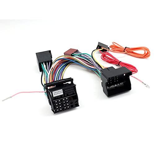 Connects2 CT10VX04 Connecteur Fakra de Faisceau autoradio pour Opel Corsa/Astra/Vectra/VDO/Blaupunkt/Delco