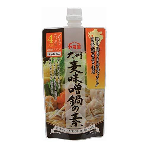 ヤマエ 九州麦味噌鍋の素 300g ×3個