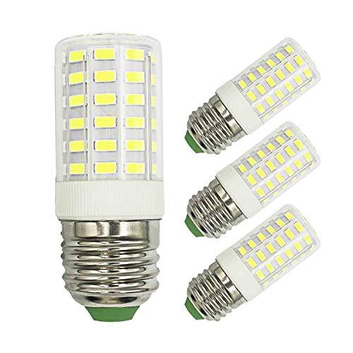 E26 Refrigerator LED Light Bulbs 100W - 60W Halogen Equivalent Daylight White 6000K 1000 Lumen 7W AC 100-265V Fridge Freezers Medium Screw Base Non-Dimmable 360°Beam Angle No Flicker Bulb (Pack of 3)