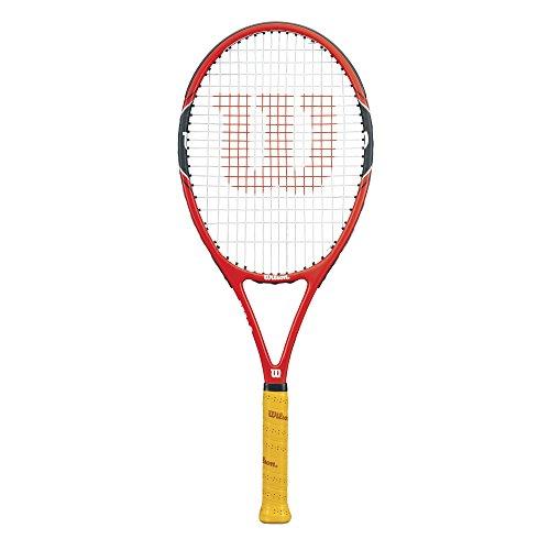 Wilson Allroundschläger Federer 100, Rot, 2