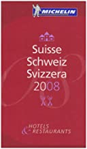 The Michelin Guide Suisse 2008 (French Edition)