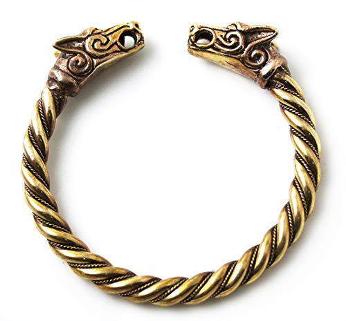 Viking Bracelets and Arm Rings - Authentic Viking Armbands for Men and Women 25