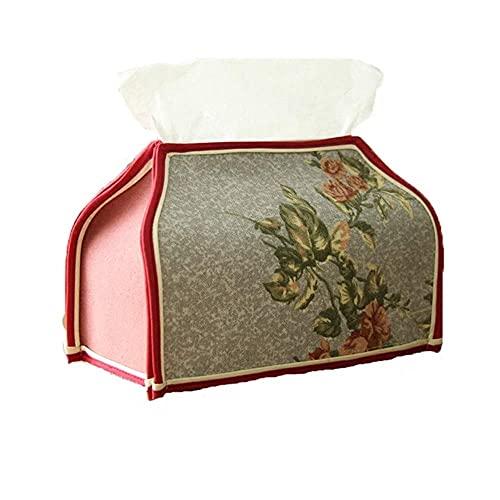Soporte para caja de pañuelos, funda para caja de pañuelos, funda para...