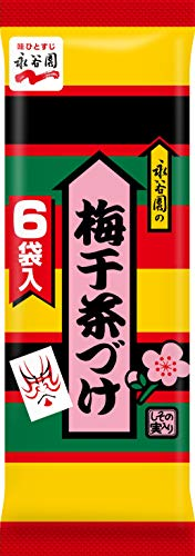 永谷園 梅干茶づけ 6袋入×5個