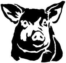 OutletBestSelling Reusable Sturdy Pig Face Head 8.5