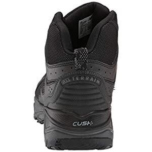 New Balance Men's 481 V3 Cushioning Trail Running Shoe, Black/Magnet, 12 4E US