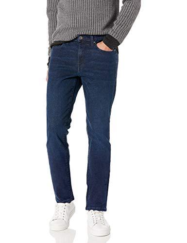 Goodthreads Slim-Fit Jean Jeans, Sanded Indigo, 36W x 28L