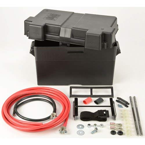 JEGS 10278 Automotive/Marine Type Battery Relocation Kit