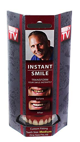 Billy-Bob Instant Smile Teeth Adult - One-Size