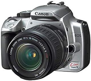 Canon EOS KISS デジタル N シルバー レンズキット 0128B002