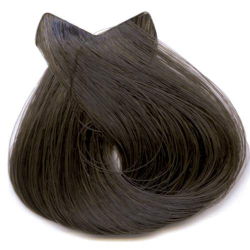 Tahe Organic Care Dauerhafter Farbstoff Haar-Farbe, Nein.5.13 Light Golden Ash Brown, 100 ml