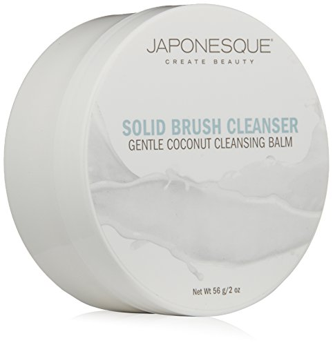 JAPONESQUE Solid Brush Cleanser Coconut Cleansing Balm