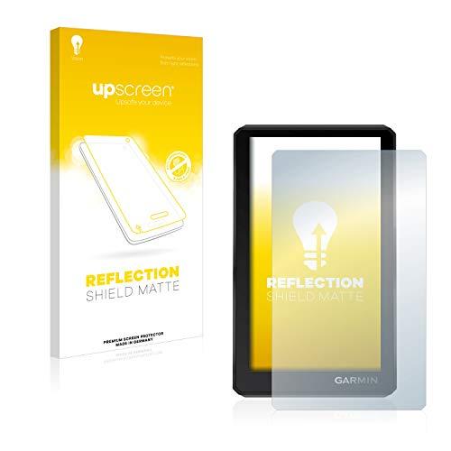 upscreen Pellicola Protettiva Opaca Compatibile con Garmin zumo XT Protezione Proteggi Schermo – Antiriflesso, Anti-Impronte