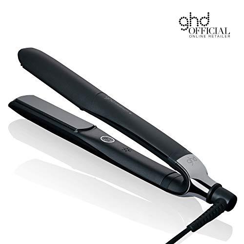 ghd platinum+ - Plancha de pelo profesional, tecnología ultra-zone, negra