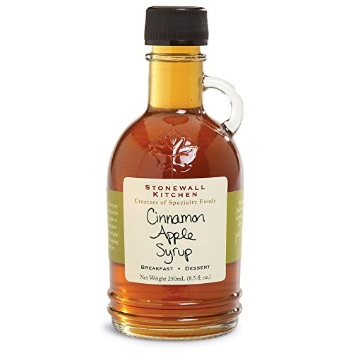 Stonewall Kitchen Apple Cinnamon Syrup, 8.5 Ounces