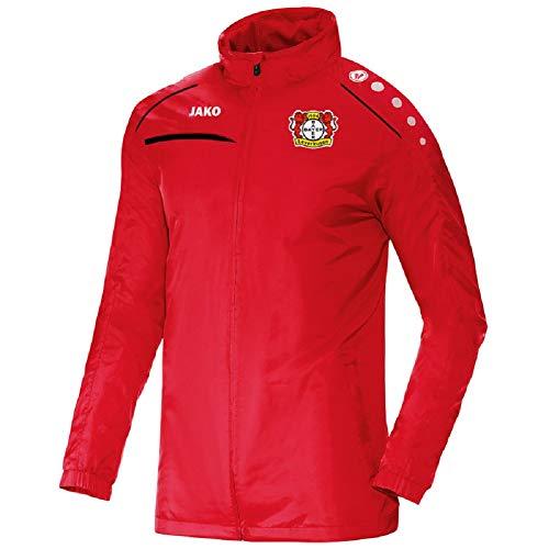 JAKO Bayer 04 Leverkusen Prestige Allwetterjacke Jacke (M, rot)
