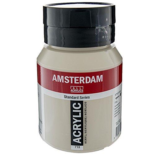Amsterdam Acryl Kleur 500ml fles WARM Grijs