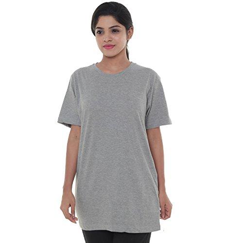EASY 2 WEAR ® Womens T-Shirts Grey (Size S to 4XL) (XXX-Large)