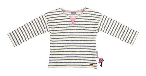 Sigikid Sigikid Mädchen, Mini Sweatshirt, Weiß (Egret 77), 122