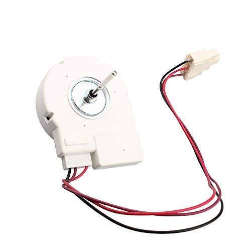 BCD-330WTV 12V 4W Freezing Fan Motor ZWF-02-4 Replacement for Midea Refrigerator