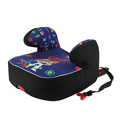Rialzo per seggiolino per bambini NANIA DREAM EASYFIX gruppo 3 (22-36kg) - produzione francese 100% - protezioni laterali - Disney Luxe Toys...