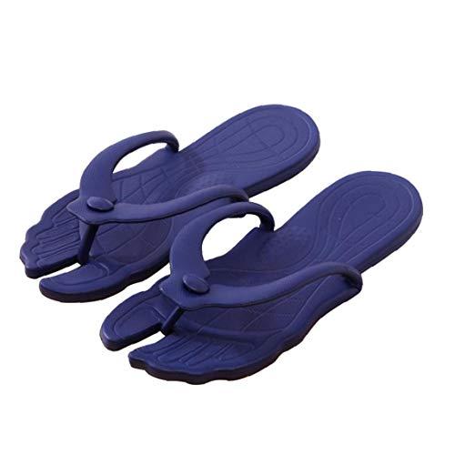 Pieghevole Infradito Sandali delle Donne degli Uomini di Viaggio Beach Pantofole Portable Anti-Slip Coperto da Bagno Scarpe Outdoor