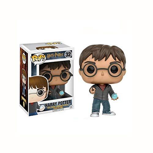 YYBB ¡Popular!Película Harry y la Orden del Fénix Figura de acción de la Profecía Harry por Figuras de colección de Anime Regalos Juguetes 3,75 Pulgadas Figurines