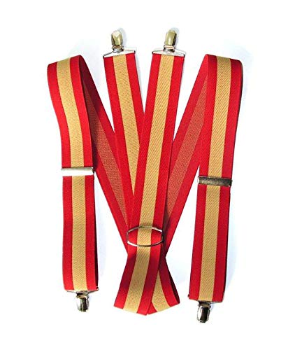 GLOSAN Tirante Bandera Española 40 adulto