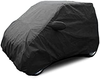 Smart Car Fortwo Black 'Sahara' Indoor fitted Car Cover