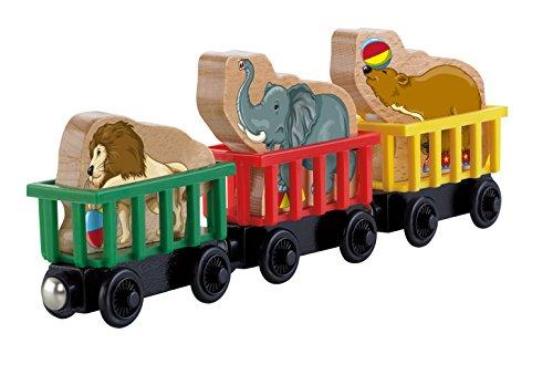 Thomas & Friends Wooden Railway, Circus Train 3-Pack