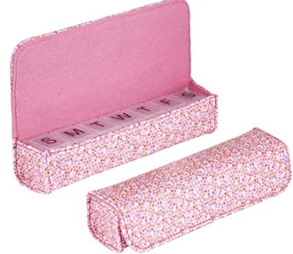Ellen Tracy Small Weekly Pill Case