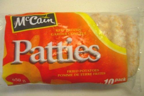 McCain(マッケイン)『ハッシュドポテト パティー』