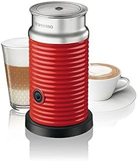Nespresso ネスプレッソ エアロチーノ3 3194-JP 日本正規品 (赤)