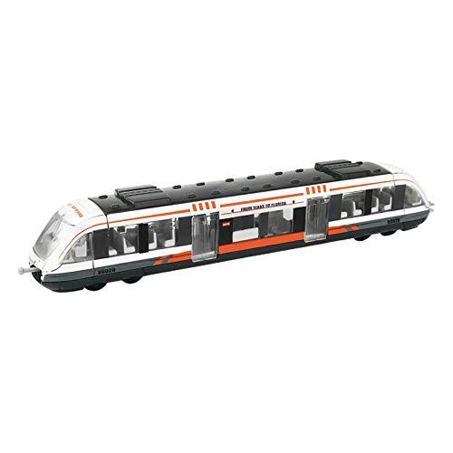 Milageto Modelo de Trenes de Balas Eléctricas Modelo de Trenes Eléctricos Coche...